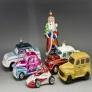 Фотосъемка игрушек, сувениров, украшений в мобильных фотобоксах Simp-Q L