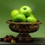 Фотосъемка фруктов, пищевых композиций в мобильном фотобоксе Simp-Q L