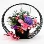 Фотосъемка цветочных композиций и букетов в световом фотобоксе Simp-Q