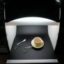 Предметная фотосъемка посуды и сервизов в фотобоксе Simp-Q L