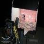 Предметная фотосъемка косметики  и парфюмерии в компактной фотостудии Simp-Q L